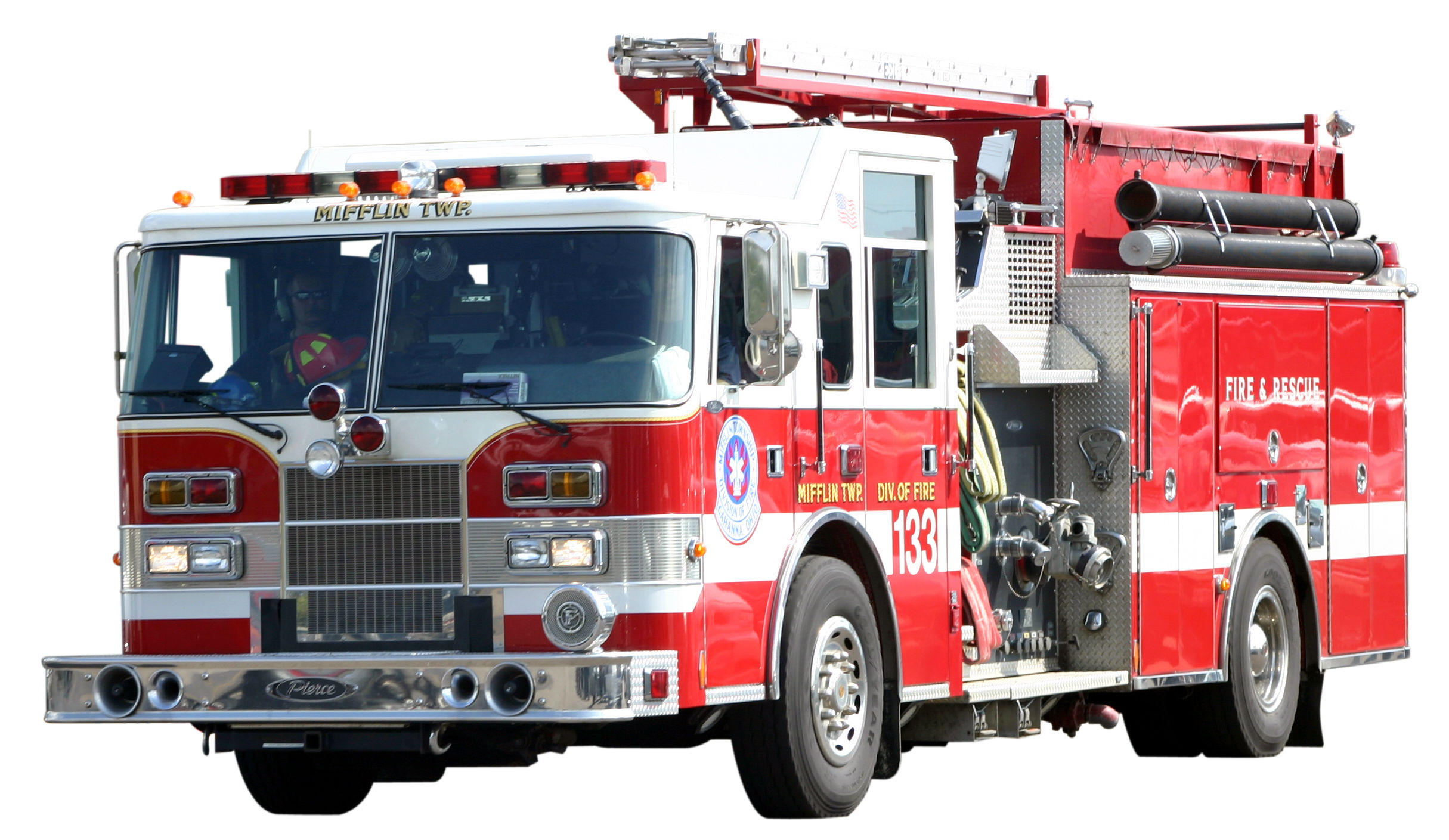 Proposed Fire District Consolidation Legislation Advances