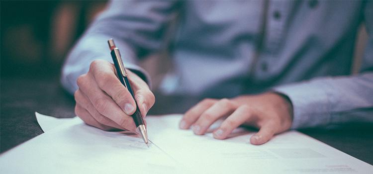 Sign executive order