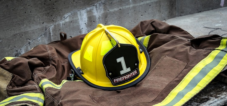 Unemployed Volunteer Firefighter Entitled to Disability Benefits