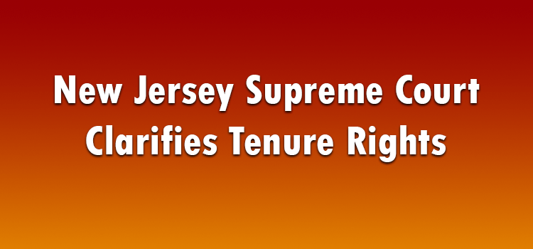 Tenure Rights